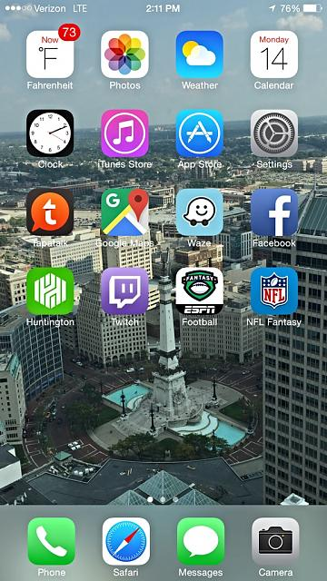 Share your iPhone 6 Plus HomeScreen-imageuploadedbytapatalk1442254366.182154.jpg