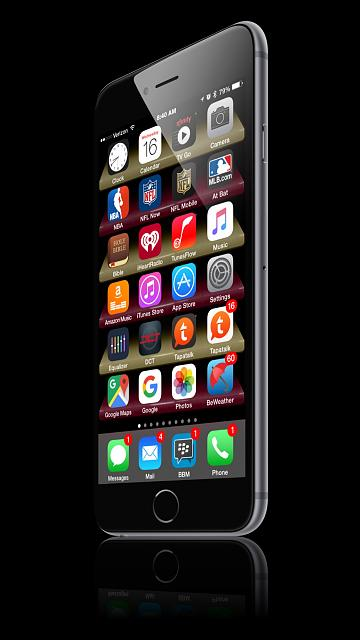Share your iPhone 6 Plus HomeScreen-imageuploadedbytapatalk1442407692.154004.jpg