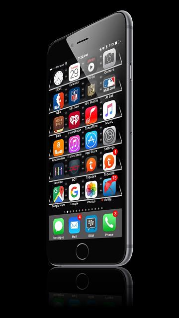 Share your iPhone 6 Plus HomeScreen-imageuploadedbytapatalk1443569114.014415.jpg