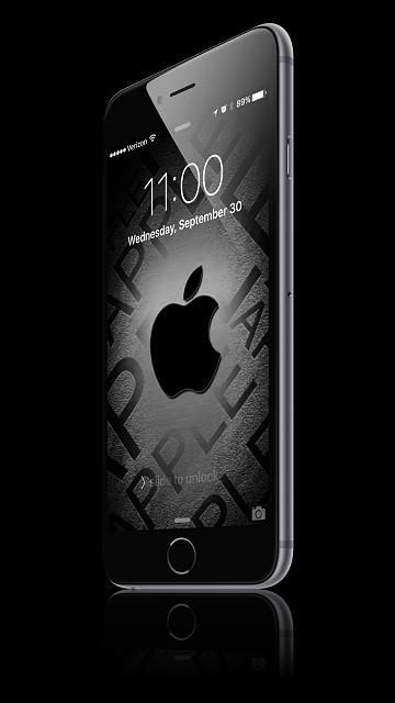 Show off the lockscreen of your iPhone 6/6s Plus here!-imageuploadedbytapatalk1443625451.889641.jpg