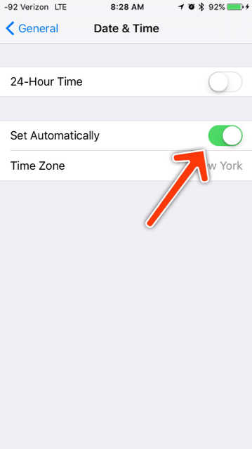 Why does my iPhone 6's time keep changing?-image1457958593.076140.jpg