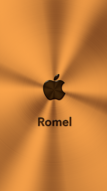 iPhone 6/6s/7 Apple Nametag Wallpaper-6.png