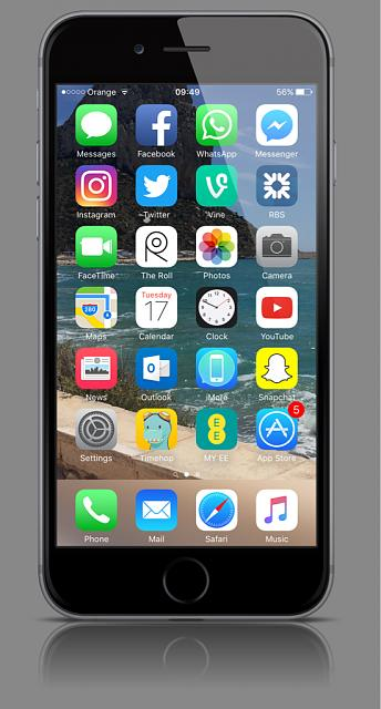 Show us your iPhone 6 Homescreen-imageuploadedbyimore-forums1463471435.811696.jpg