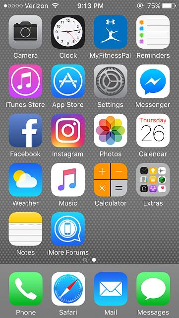 Show us your iPhone 6 Homescreen-imageuploadedbyimore-forums1464311749.414096.jpg