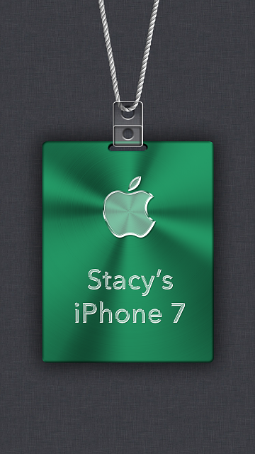 iPhone 6/6s/7 Apple Nametag Wallpaper-7.png