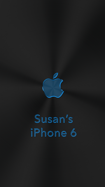 iPhone 6/6s/7/8 Apple Nametag Wallpaper-3.png