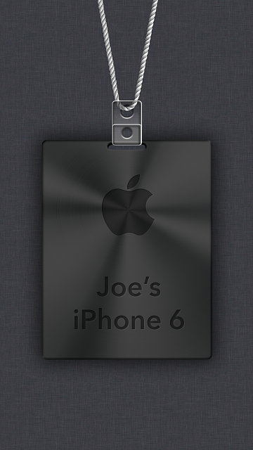 iPhone 6/6s/7/8 Apple Nametag Wallpaper-3-1-.png