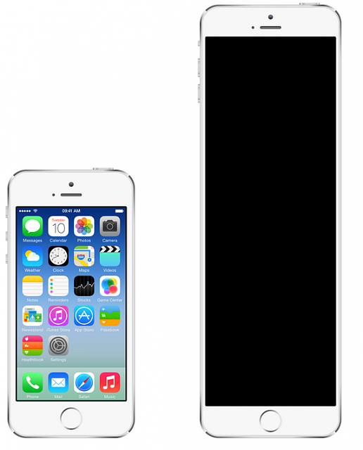 Which of these iPhone 6 designs will Apple unveil on September 9th?-iphone-6-mockup-home-screen-sam-beckett-001.png