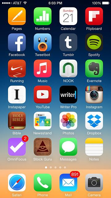 Show us your iPhone 6 Homescreen-imageuploadedbytapatalk1411340614.344527.jpg
