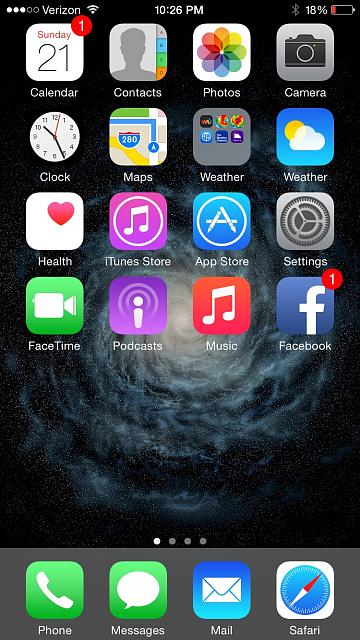 Show us your iPhone 6 Homescreen-imageuploadedbytapatalk1411356449.723844.jpg
