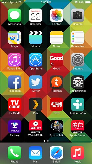Show us your iPhone 6 Homescreen-imageuploadedbytapatalk1411426289.184960.jpg