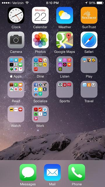 Show us your iPhone 6 Homescreen-imageuploadedbytapatalk1411431095.969278.jpg