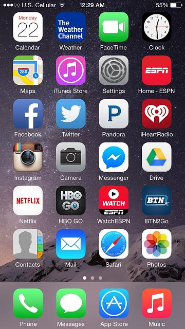 Show us your iPhone 6 Homescreen-imageuploadedbytapatalk1411434761.660658.jpg