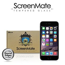 World's First Tempered Glass Screen Protector Edge to Edge for iPhone 6-iloome-screenmate-tempered-glass-protector.jpg