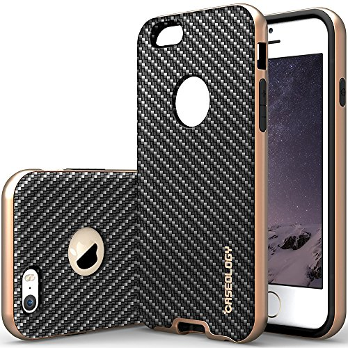 "Case for the ""6""-iphone-6-case-caseology-bumper-frame-apple-iphone-6-47-inch-case-carbon-fiber-black-slim-fit-ski.jpg"