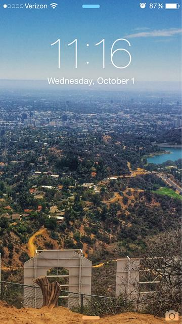 Share Your Iphone 6 Lockscreen In This Thread Page 2