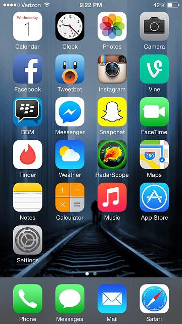 Show us your iPhone 6 Homescreen-imageuploadedbytapatalk1412214385.310291.jpg