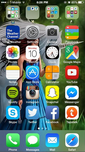 Show us your iPhone 6 Homescreen-imageuploadedbytapatalk1415663710.985450.jpg