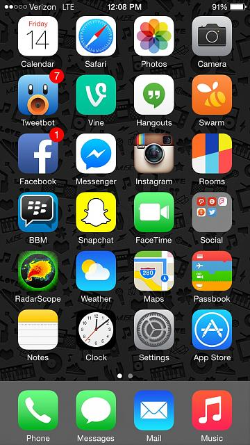 Show us your iPhone 6 Homescreen-imageuploadedbytapatalk1415984962.785315.jpg