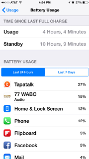 Who has used the iPhone 6 for at least 45 days?  Battery thoughts?-imageuploadedbytapatalk1417211959.679077.jpg