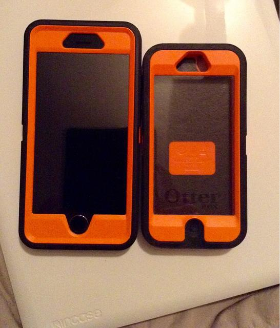 quality design 3bad4 3180e Any issues with the Otterbox Defender? - iPhone, iPad, iPod Forums ...