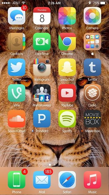 Show us your iPhone 6 Homescreen-imageuploadedbytapatalk1420702030.544555.jpg