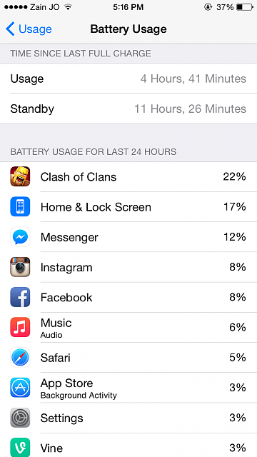 Why is my iPhone 6 battery draining so fast?-img_0050.png
