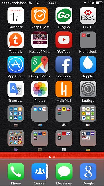 Show us your iPhone 6 Homescreen-imageuploadedbytapatalk1434578085.444301.jpg