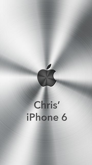 iPhone 6/6s/7 Apple Nametag Wallpaper-7.jpg
