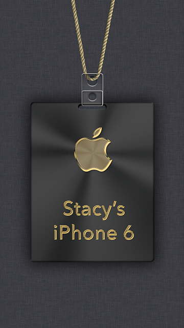 iPhone 6/6s/7 Apple Nametag Wallpaper-3.png