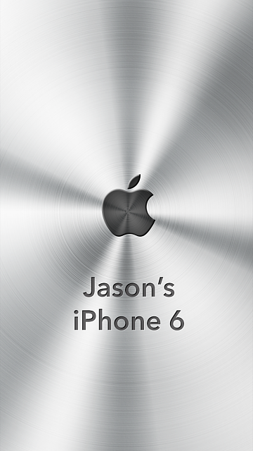 iPhone 6/6s/7 Apple Nametag Wallpaper-18.png