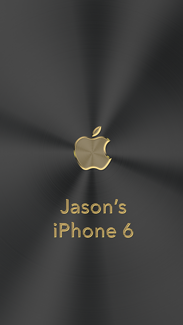 iPhone 6/6s/7 Apple Nametag Wallpaper-21.png