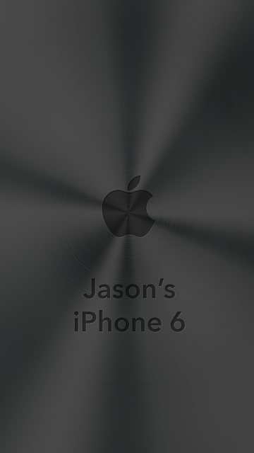iPhone 6/6s/7 Apple Nametag Wallpaper-23.png