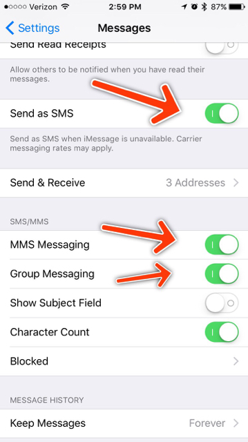 Why can't I send a text (SMS) message on my iPhone 6sPlus?-imageuploadedbytapatalk1453492884.355216.jpg