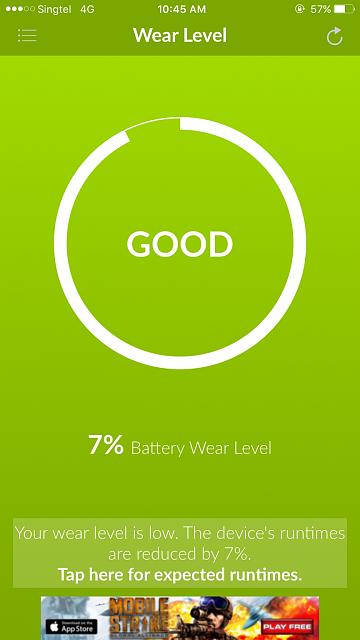 Is it true that we have to wait till our battery is at 20% and below to charge it-img_1470279378.885453.jpg