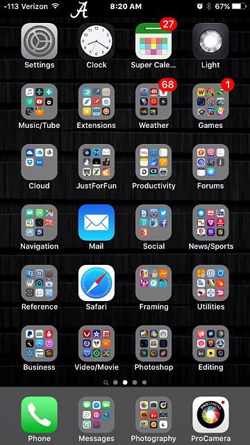 Share your iPhone 6s Plus Homescreen!-crazy-ios.jpg