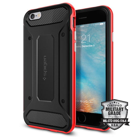 What are your favorite cases for the iPhone 6s?-spigen-red.jpg