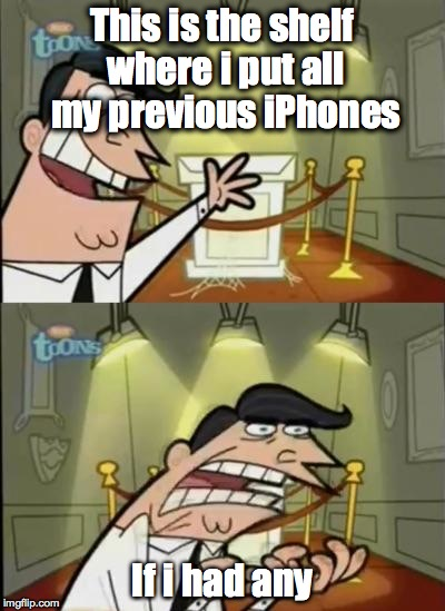 What do you do/or did you do with you old iPhones?-iphones.jpg
