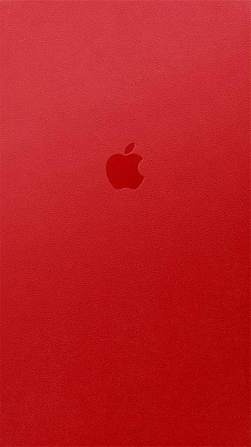 Official: iPhone 7 Plus Wallpapers & Wallpaper Request Thread-apple-leather-product-red.jpg