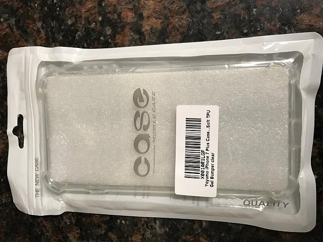 iPhone 7+ Yoyamo Clear Crystal Case-img_2794.jpg