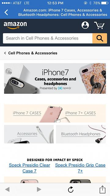 Amazon jumped the gun | iPhone 7 Accessories-img_1473267200.717878.jpg