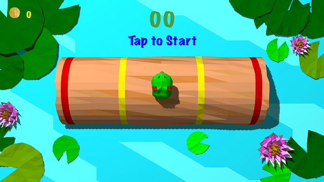 Froggy Log - Just Released on AppStore (by Steve Snyder)-iphone6-1.png