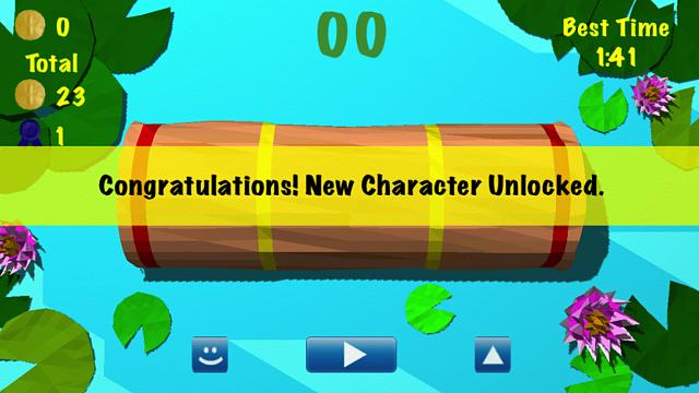 Froggy Log - Just Released on AppStore (by Steve Snyder)-iphone4-7-3.jpg