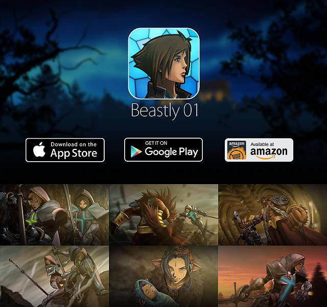 Beastly Crusader - Animated Novel-appstore_6pic.jpg