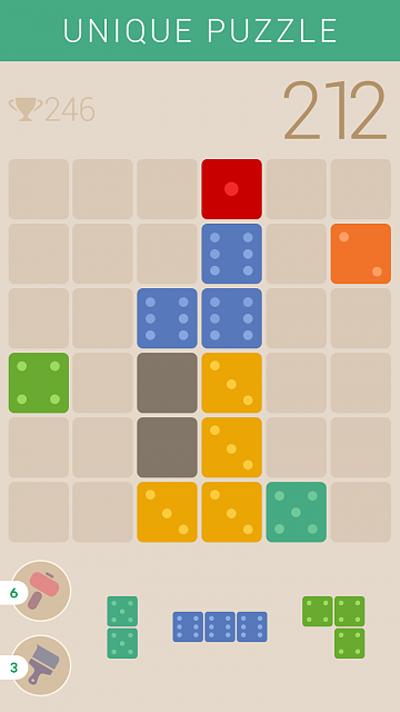 Blocky 6. BEST NEW GAME by Apple!-fake_screen_1_i6.png