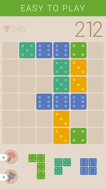 Blocky 6. BEST NEW GAME by Apple!-fake_screen_2_i6.png
