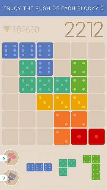 Blocky 6. BEST NEW GAME by Apple!-fake_screen_4_i6.jpg
