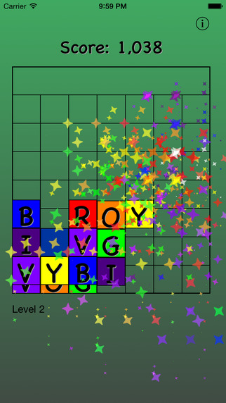 Rainbow Burst - line up the colors of the rainbow and score big points!-screen322x572.jpeg