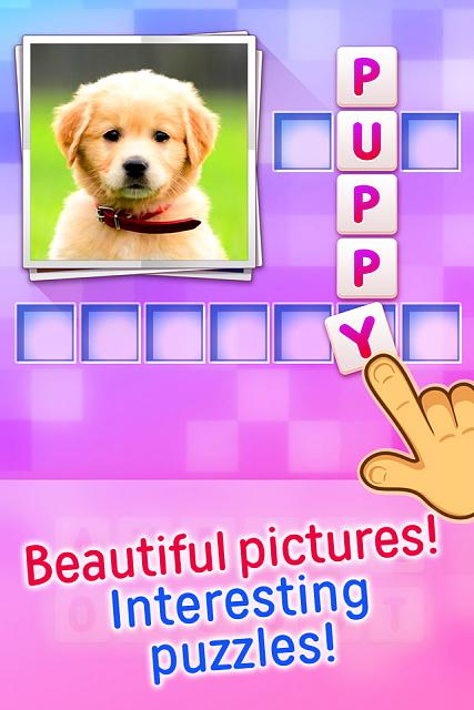 Word VS Picture.  [Words puzzle game]-640x960_new_eng_1.jpg
