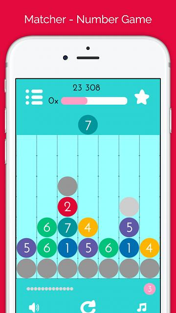 Matcher - Number Game [Universal]-5.5-inch-iphone-6-screenshot-1.jpg